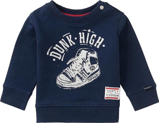 Noppies Baby-Jungen B Sweater Ls Vredendal Sweatshirt