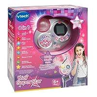 Vtech 178503Kidi Super Star Mitsing-Spielzeug–Mehrfarbig