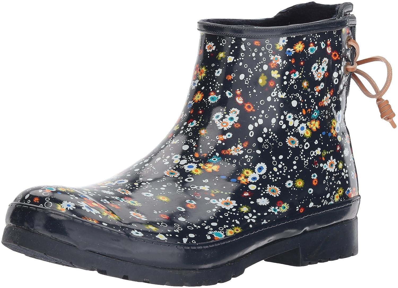 Sperry Top-Sider Women's Walker Turf Rain Boot B01N4G3Y5Y 6 B(M) US|Navy Floral