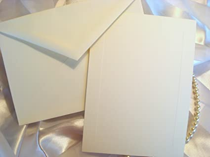 amazon com 50 set wedding or party invitations with envelopes