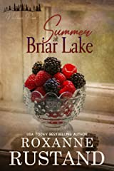 Summer at Briar Lake: A clean and wholesome romance (The Northern Pines series ---clean and wholesome romantic suspense Book 2) Kindle Edition