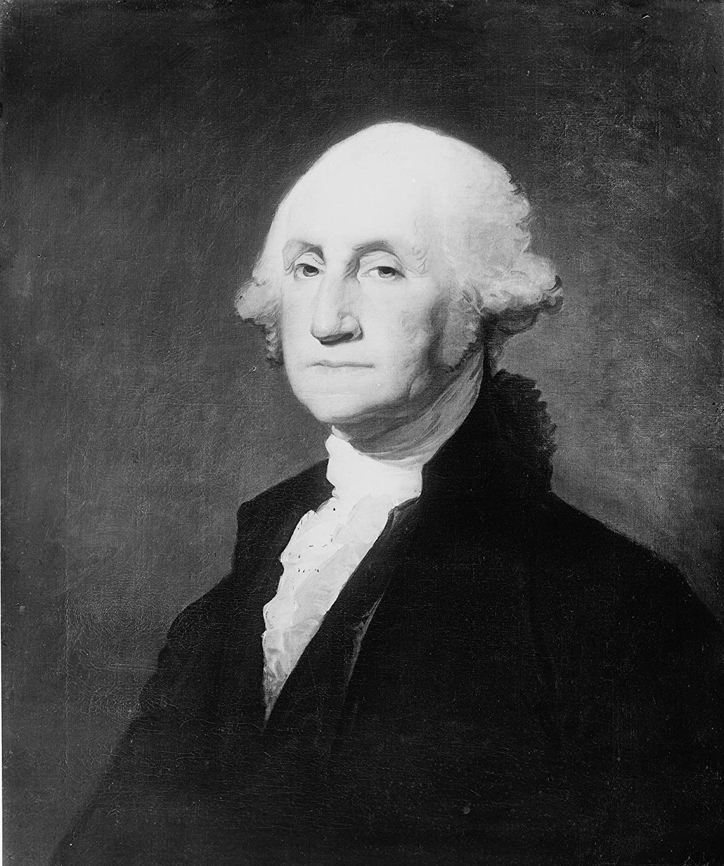 US President Art Print George Washington Freedom of Speech Quote PHOTO