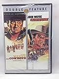 John Wayne Double Feature - The Cowboys / Chisum