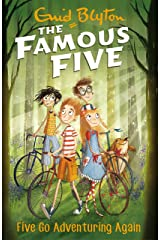 Five Go Adventuring Again: Book 2 (Famous Five series) Kindle Edition