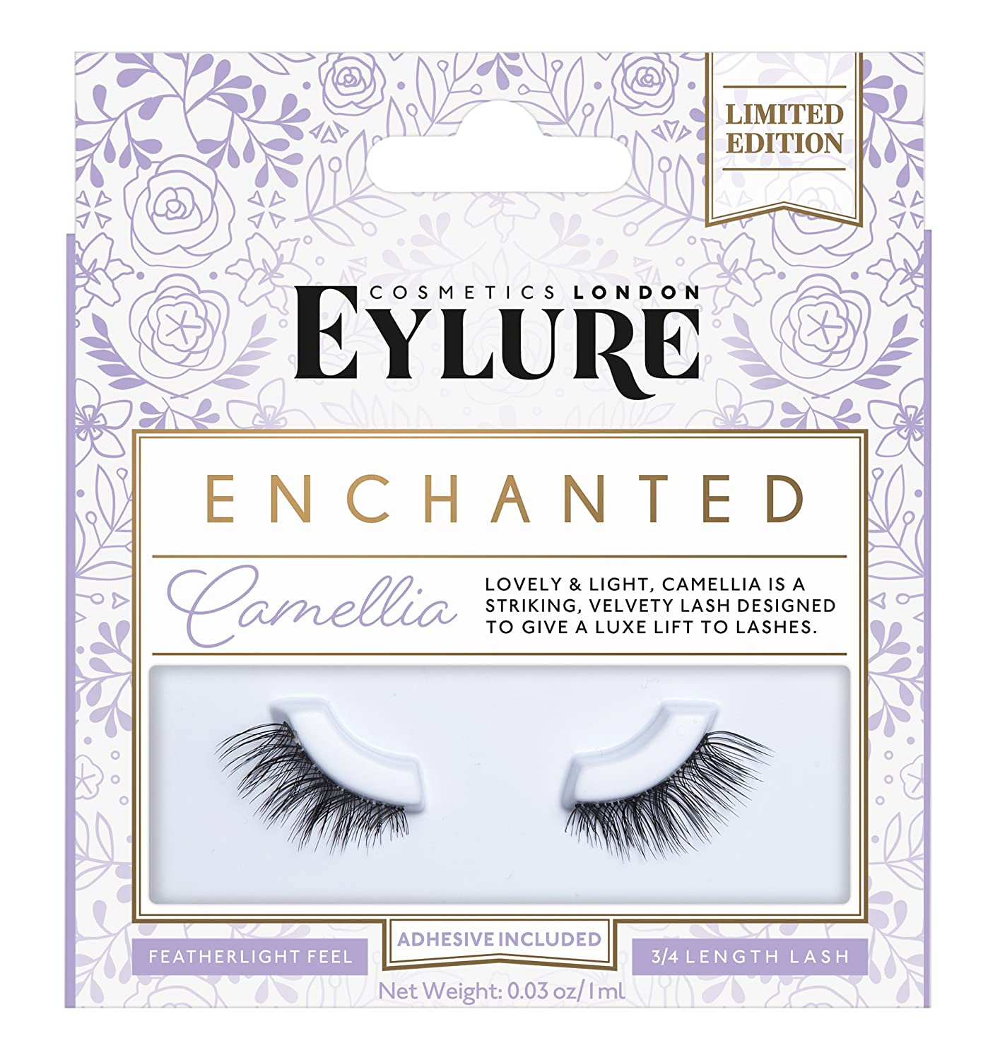 Elegant Touch Eylure Enchanted Strip Lashes, Camellia 6001735