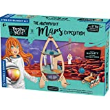 Thames & Kosmos Pepper Mint in The Magnificent Mars Expedition Story-Based Science Experiment & Model Building Kit…