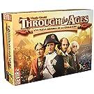 Devir - Through The Ages: Una Nueva Historia de la civilización, Juego de Mesa (BGHTAGES)
