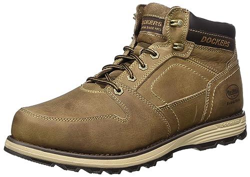 Dockers by Gerli 39ti001-142, Botines para Hombre: Amazon.es: Zapatos y complementos