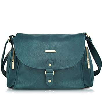 05638f3e3760 Image Unavailable. Image not available for. Color  timi   leslie Metro  Messenger Diaper Bag