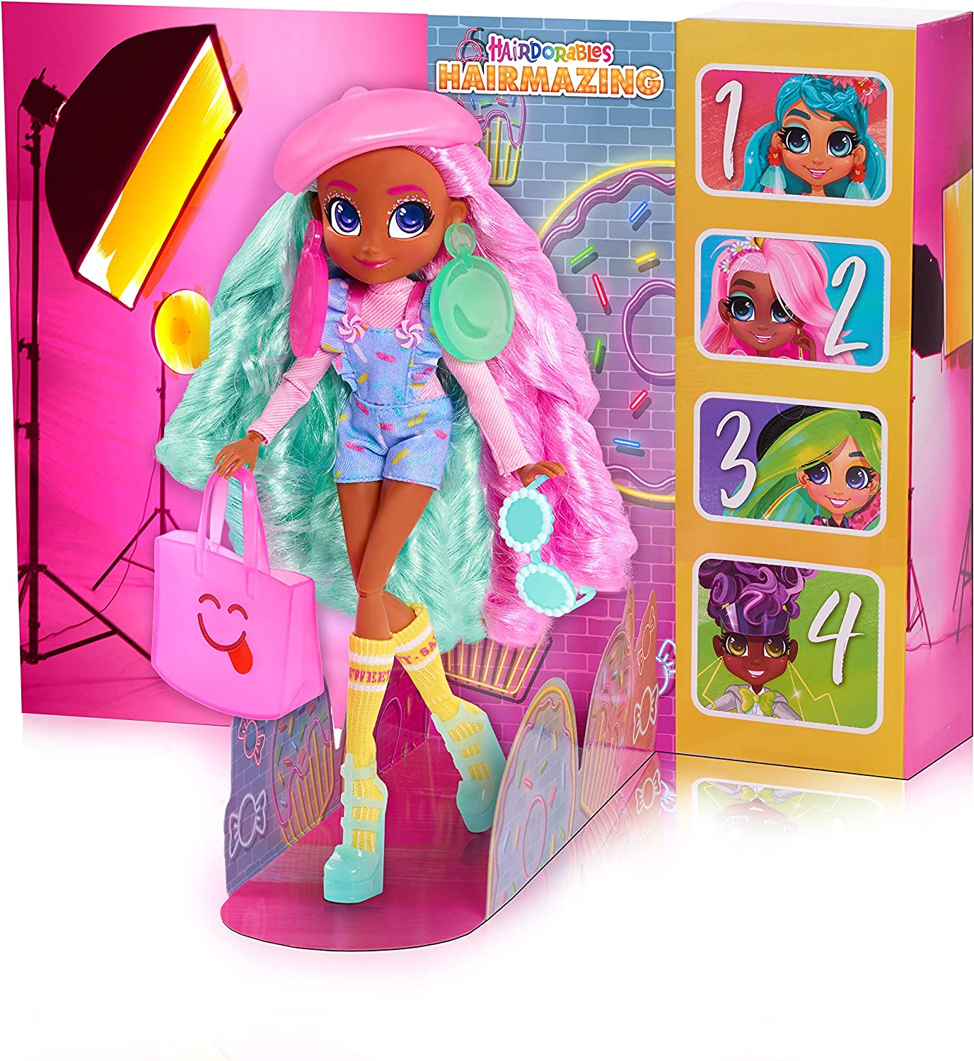 Kali Hairdorables Hairmazing Doll Multicolor