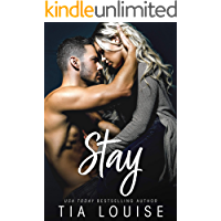 Stay: An enemies to lovers, stand-alone romance (English Edition)