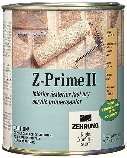 Rust-Oleum 10404 Rustoleum quart Z-Prime II Interior