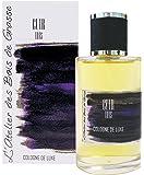 L'Atelier des Bois de Grasse Cologne de Luxe Cuir Iris 100 ml