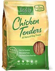 VitaLife Jerky Dog Treats - All Natural, Chicken Tenders, 227 g