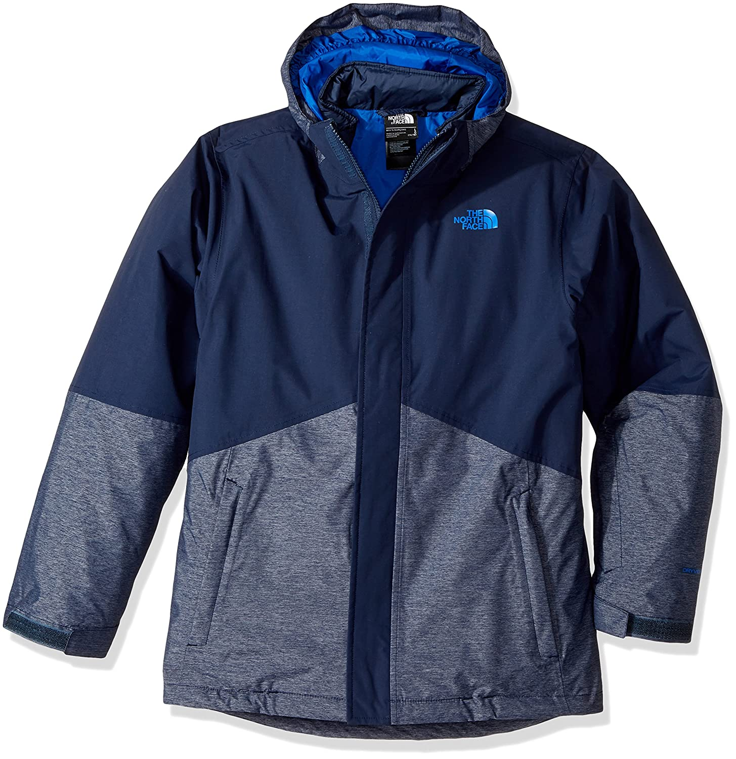 b79075abf The North Face Big Boys' Boundary Triclimate Jacket (Sizes 7 - 20 ...
