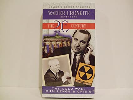 Amazon Walter Cronkite Remembers The 20th Century The Cold War