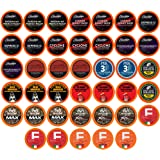 Two Rivers Coffee Bold & Dark Roast Coffee Pods, Compatible with 2.0 Keurig K-Cup Brewers, Assorted Bold & Strong…