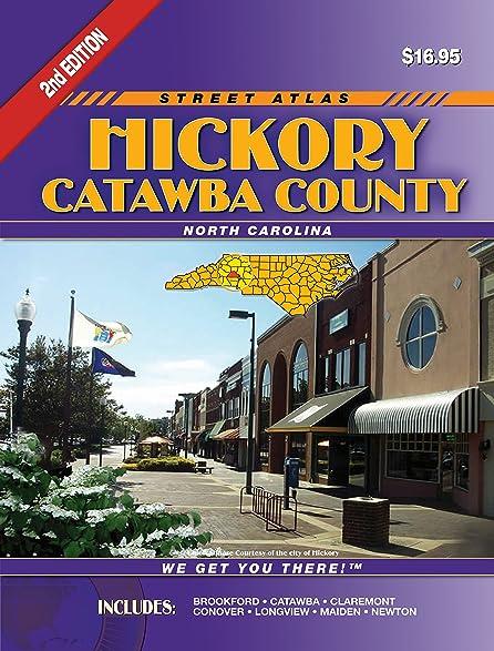 Great Hickory/Catawba County NC Atlas