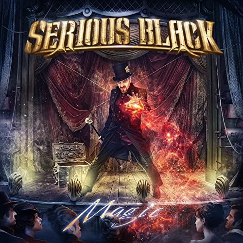 Serious Black - Magic (Limited Edition Digipak)