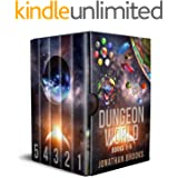Dungeon World Series Complete Box Set: Books 1 through 5
