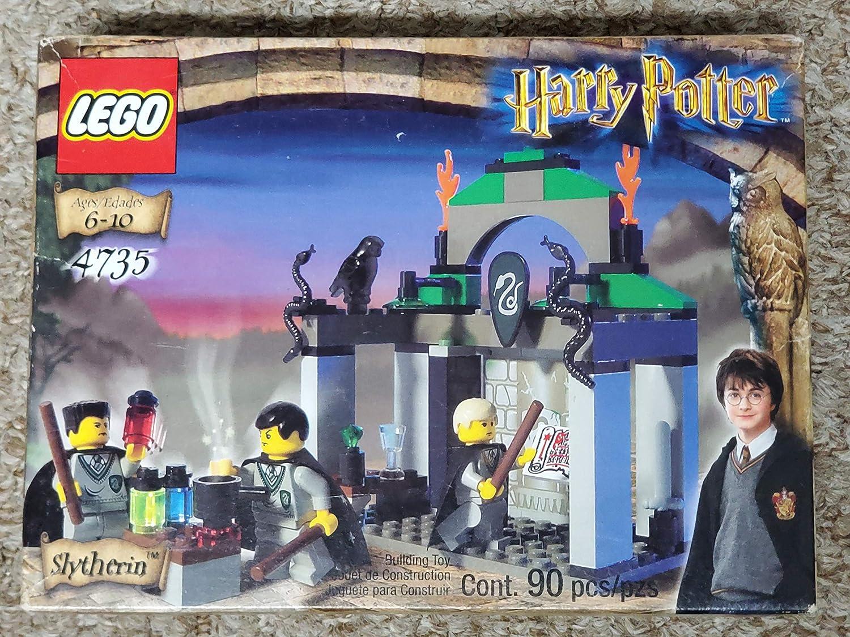 B0000649DU Harry Potter Lego Slytherin 91iD8X21j7L.SL1500_