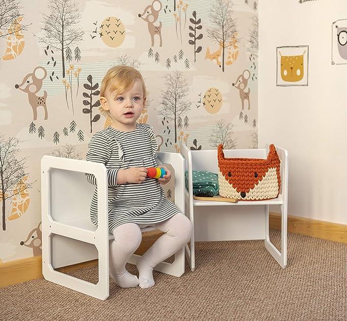 Sweet Home de Madera Montessori Juego de Mesa de Juego para niños ...