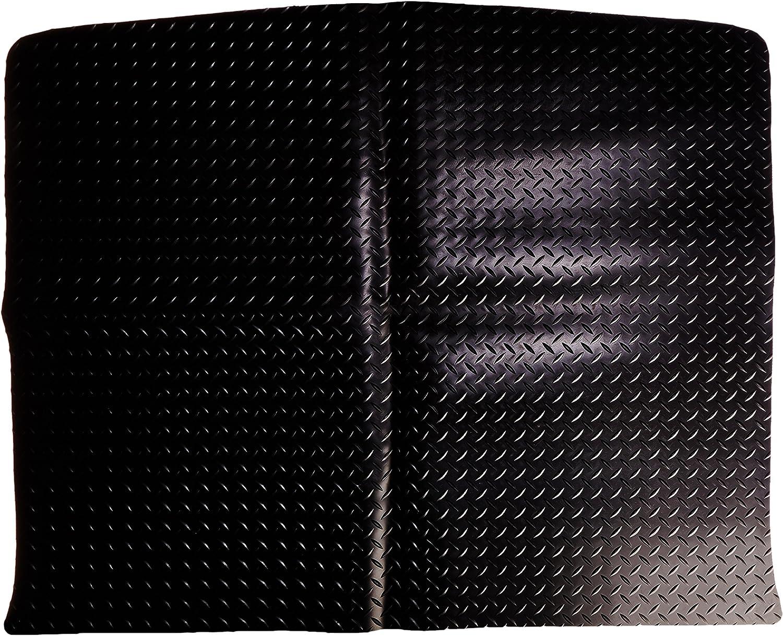 Black Trim Sakura WW1527 Rubber Boot Mat