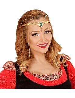 WIDMANN Diadema Elfo Fantasy Cappello Party e Carnevale Giocattolo 147 per  Adulti 69980a1807e1