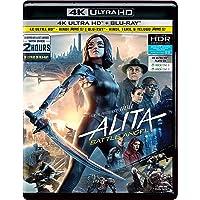 Alita: Battle Angel (4K UHD & HD) (2-Disc)