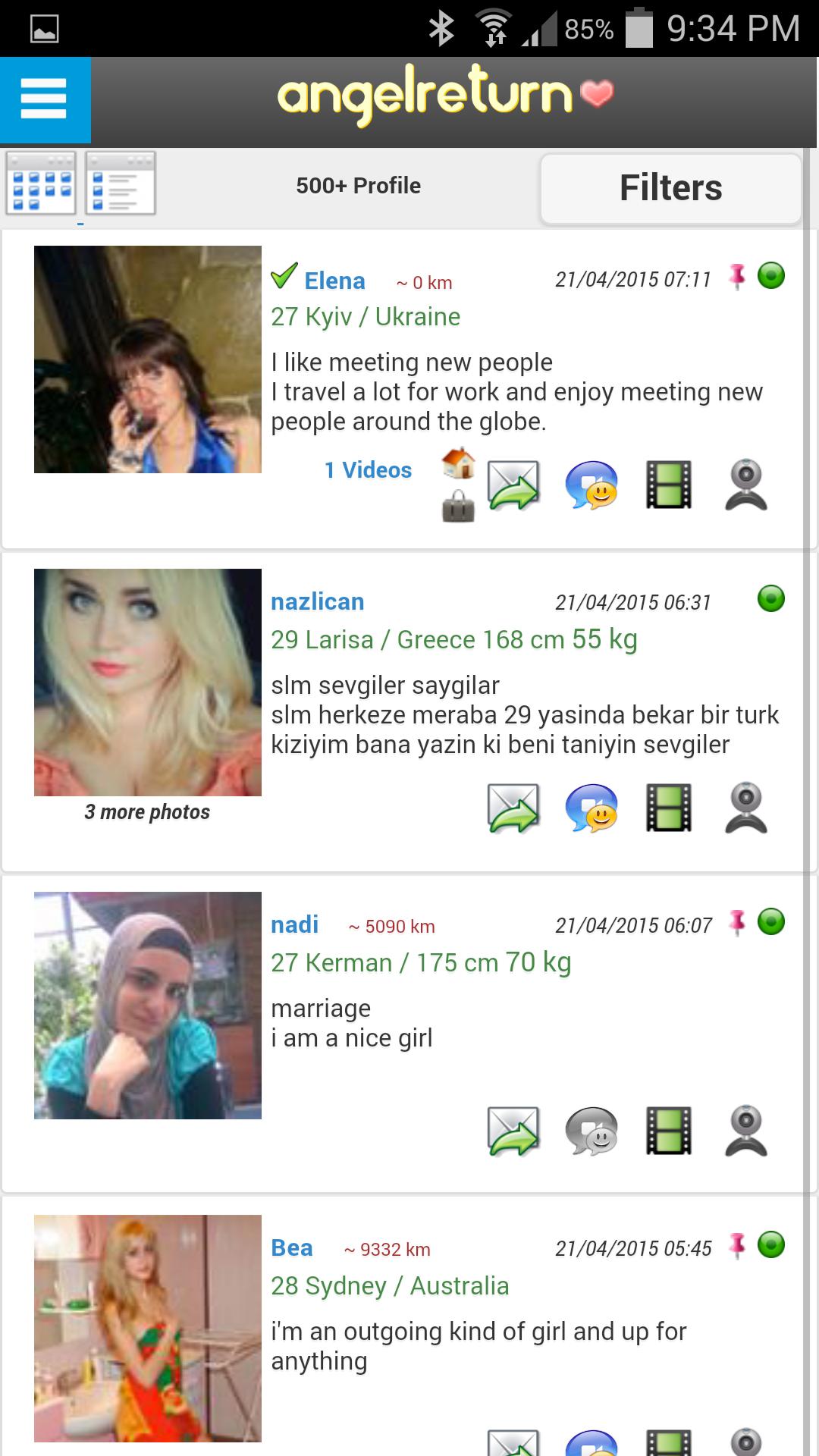 mobile dating gratis meldinger