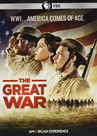 Amazon com: American Experience: The Great War DVD: n/a
