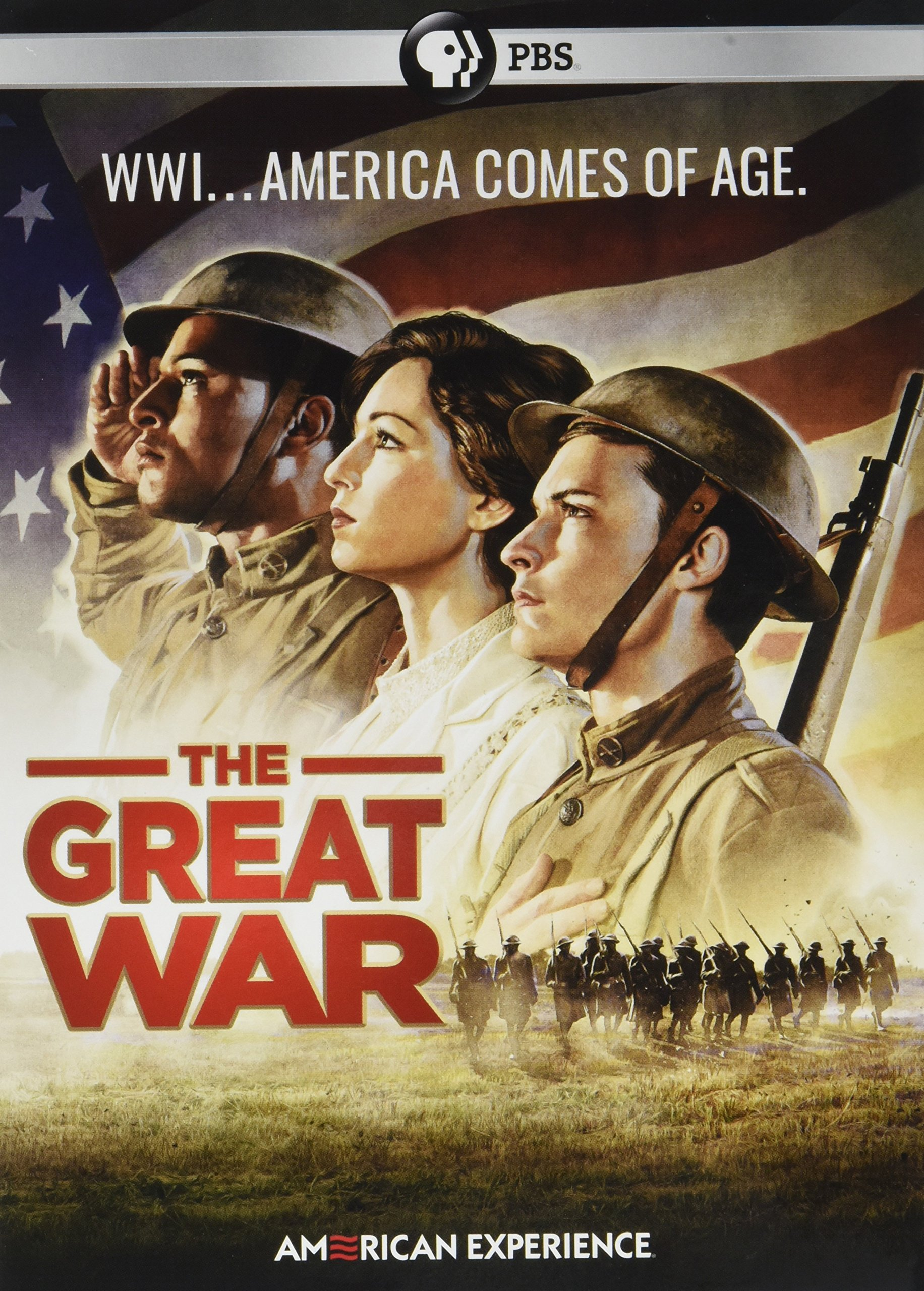 American Experience: The Great War DVD
