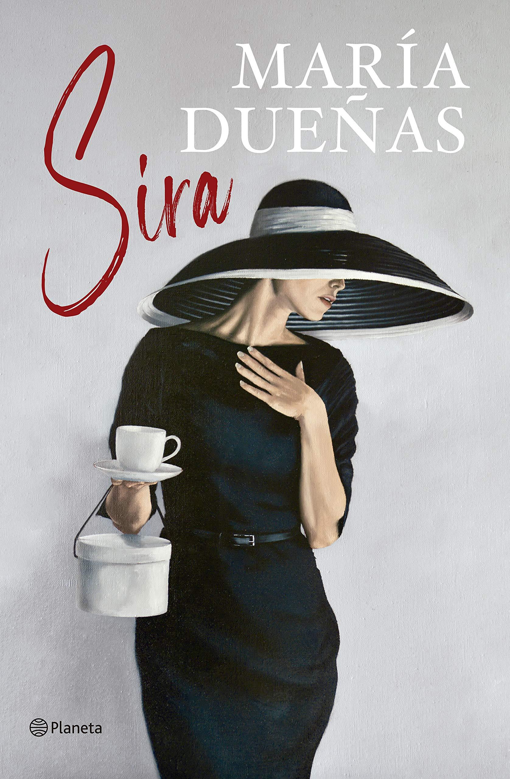Libros para este verano - Sira, de María Dueñas