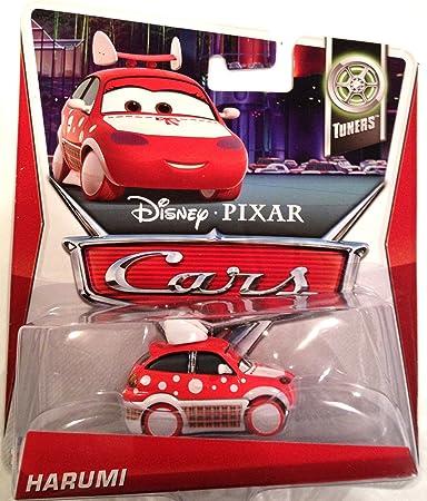 Modellino di auto 3 assortimenti a scelta scala 1:55 Disney Cars Cast
