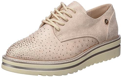 3e979806 XTI 47800, Zapatos de Cordones Oxford para Mujer: Amazon.es: Zapatos y  complementos