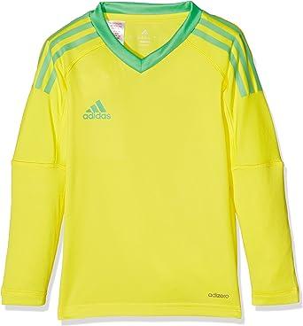 adidas Revigo17 Goalkeeper Jersey Youth Camiseta, Niños: Amazon.es ...