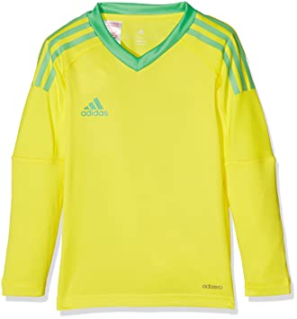 sports shoes 4f6d8 af500 adidas Revigo17 GK Y Camiseta, niños, Amarillo (amabri Verene), 116