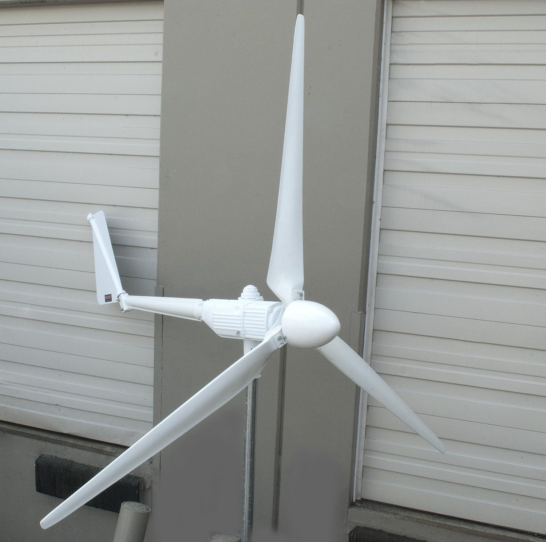 amazon com aleko wg3kw 3kw 3000 watt residential wind generator