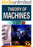 Theory Of Machines By R S Khurmi, S CHAND (English Edition)