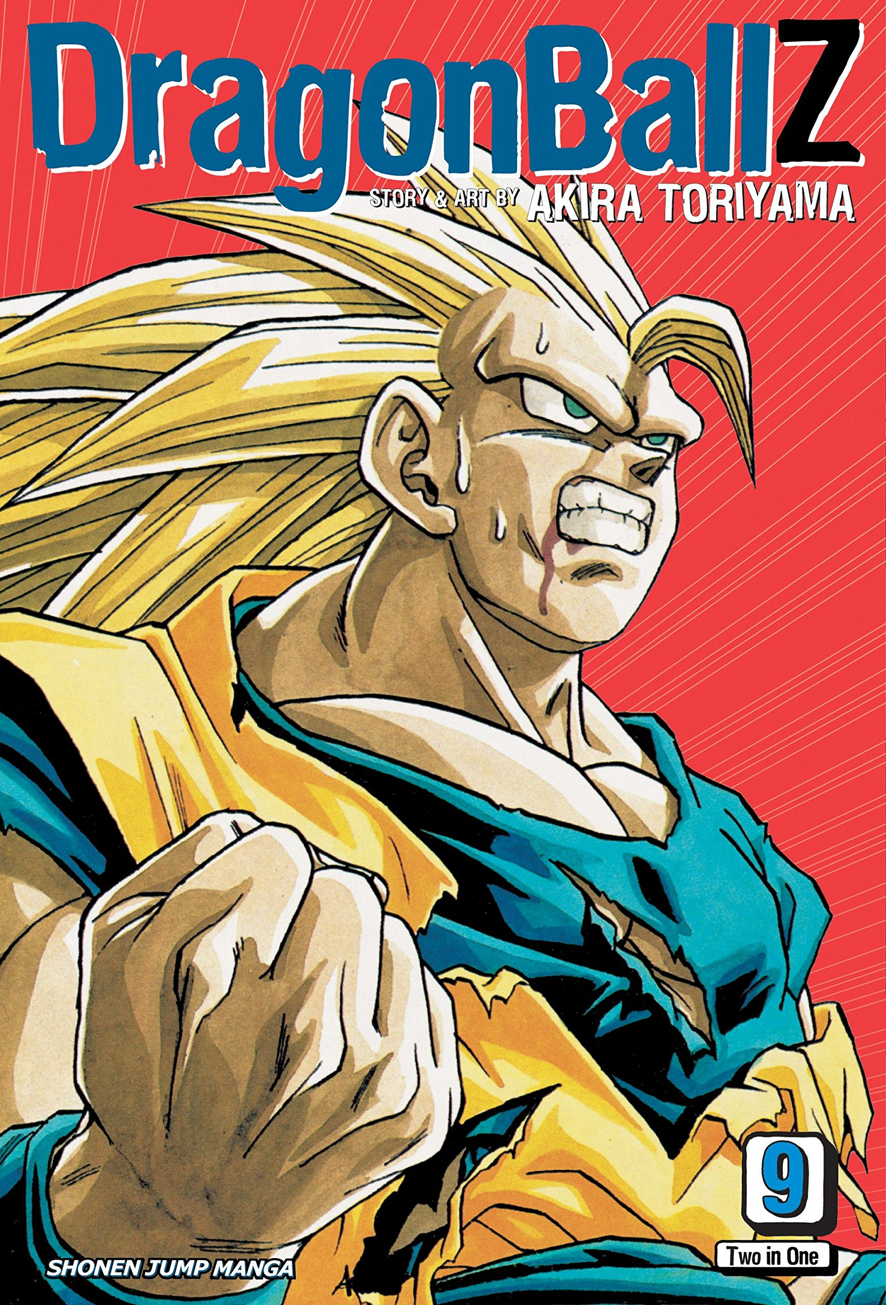 Dragon Ball Z Vol 9