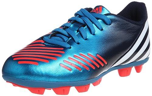 adidas Predito LZ TRX HG J de fútbol Guantes Niños Azul Rojo Blanco ... 48c2c9ddf17ad