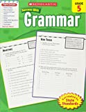 (进口原版) 学乐必赢系列 Scholastic Success With Grammar, Grade 5