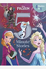 5-Minute Frozen: 4 Stories in 1 (5-Minute Stories) Kindle Edition