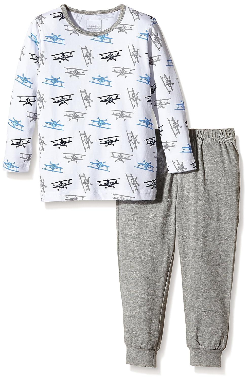 NAME IT Nmmnightset Bright White Noos Pijama para Beb/és