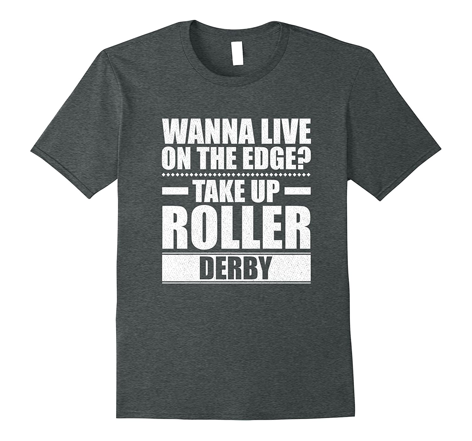 Womens Roller Derby T Shirt Cranberry-Teesml