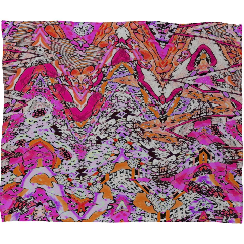50 x 60 Deny Designs Ingrid Padilla Fringe Fleece Throw Blanket