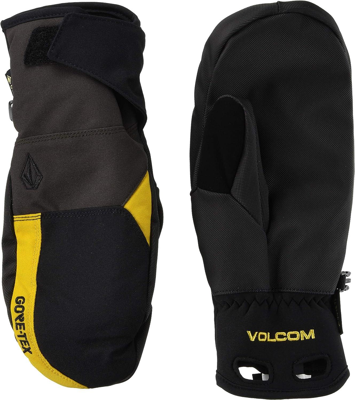 Volcom mens Stay Dry Waterproof Nylon Snow Mitt Mittens