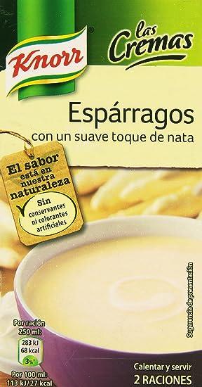 Knorr - Crema Esparragos Blancos 500 ml