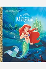 The Little Mermaid (Disney Princess) (Little Golden Book) Hardcover