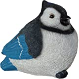 Michael Carr Designs 80068 Fat Blue Jay Outdoor Statue